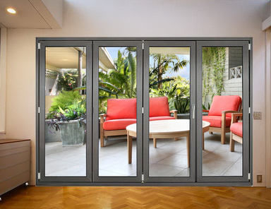 folding sliding doors and windows